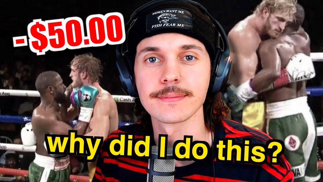 Very Really Good #147: I Bought The Logan Paul Fight
