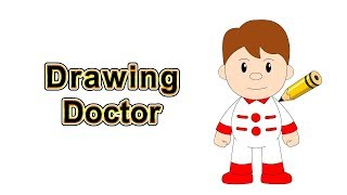 Drawing Doctor @ Citi Heroes Cartoon