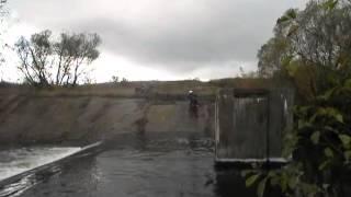 Десна фантом 220 через реку
