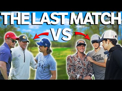The Last Match At Pursell Farms | Epic 3v3 Scramble | Part 1 | GM GOLF