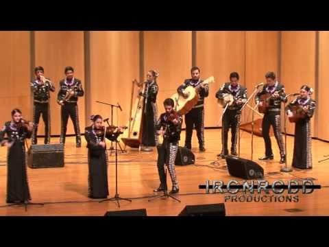 McAllen Texas State High School Mariachi 5A Champions Preview