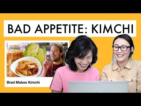 Koreans Learn to Make Kimchi from Brad Bad Appetite Magazine