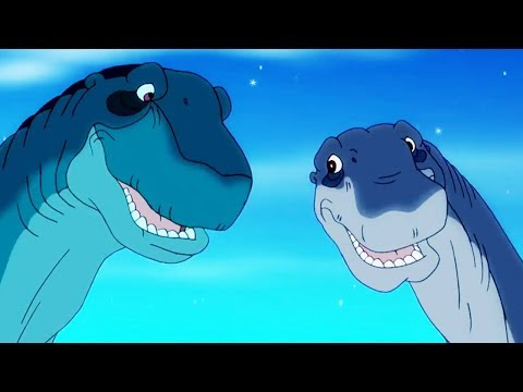 The Land Before Time Full Episodes | The Hidden Canyon | HD | Cartoon for Kids | Movies For Kids