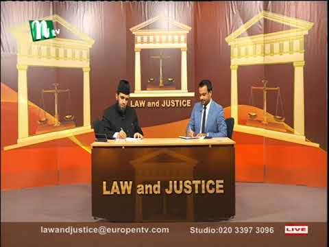 Law and Justice S2 291117