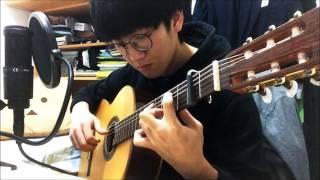 Path of the Wind(Joe Hisaishi) - Chun Ki Lam