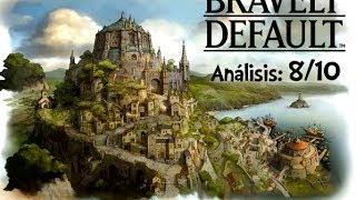 Análisis / Review Bravely Default - Nintendo 3DS