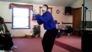 Throwback Thursday 34 Broken But Im Healed 34 Mime
