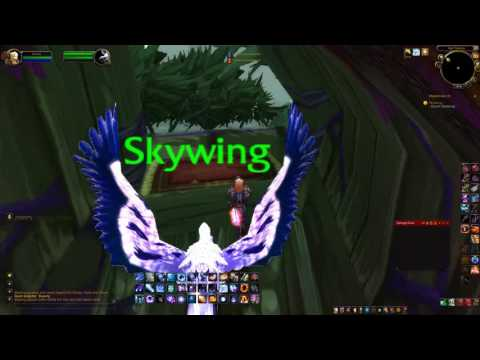 World of Warcraft Quests - Skywing - Miniwing Pet Journal