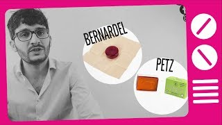 Bernardel vs Petz Rosin for Violin - Product Comparison