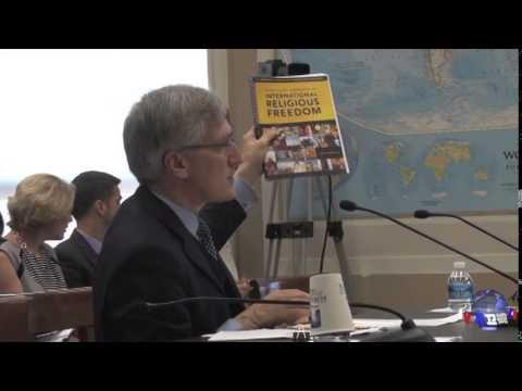 国会听证:中国宗教自由急剧恶化
