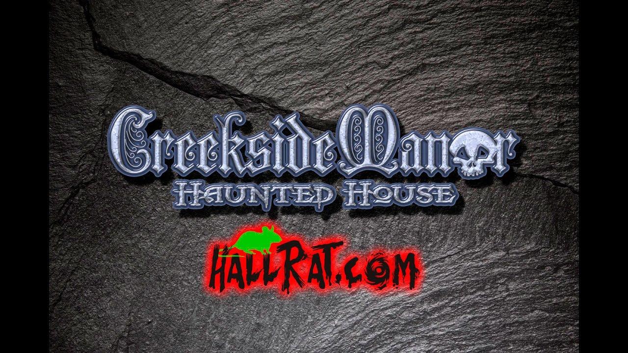creekside manor haunted house