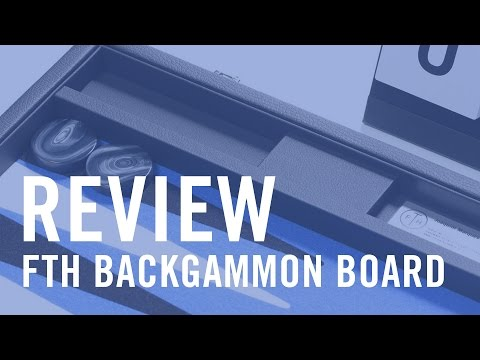 FTH Backgammon Board Review