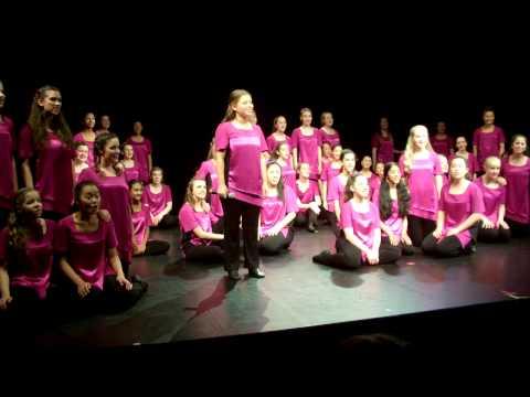 Australian Girls Choir in Barcelona, Spain - 04 A Little More Homework - Brand New You