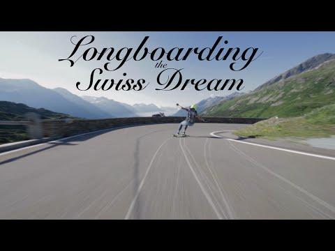 Longboarding the Swiss Dream 2016 | Full Film