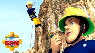 Penny on the Cliffs! | Fireman Sam ⭐️ Helicopter Rescue | Cartoons for Kids