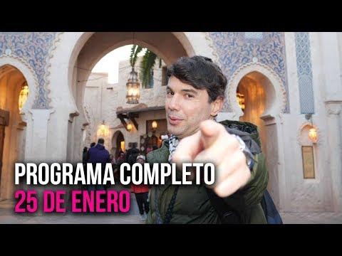 Cinescape 25 De Enero (Programa Completo)