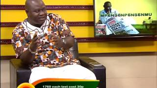 Newspaper review - Badwam on Adom TV (17-5-16)