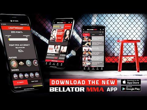 Introducing the Bellator MMA App
