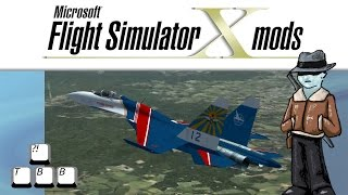 Flight Simulator X Plane Spotlight - Sukhoi SU-27