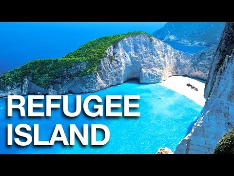 Billionaire to Buy Island for Syrian Refugees