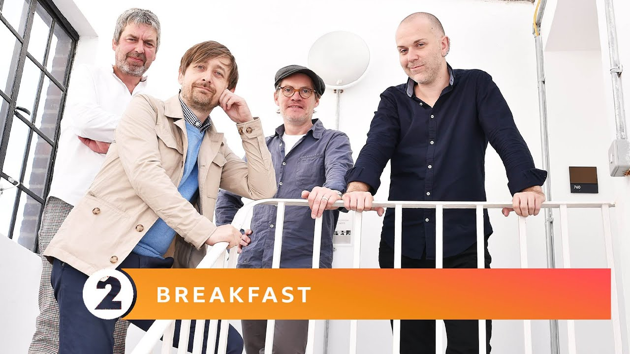 The Divine Comedy -  Lay All Your Love On Me (Abba Cover) Radio 2 Breakfast