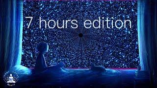 963Hz + 639Hz + 396Hz Ábrete al universo | Versión 7 horas | Glándula Pineal y Chakra Corazón