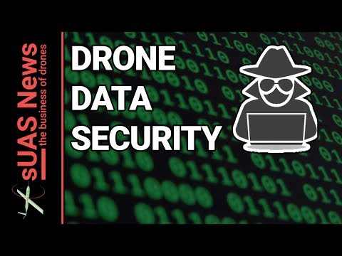 Drone Data Security