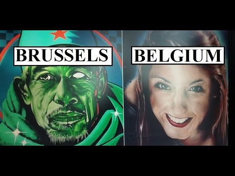 Belgium (Arrival in Brussels) Part 1