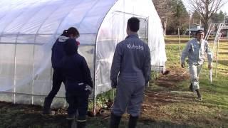 専門学校 農業 クローラ 茨城