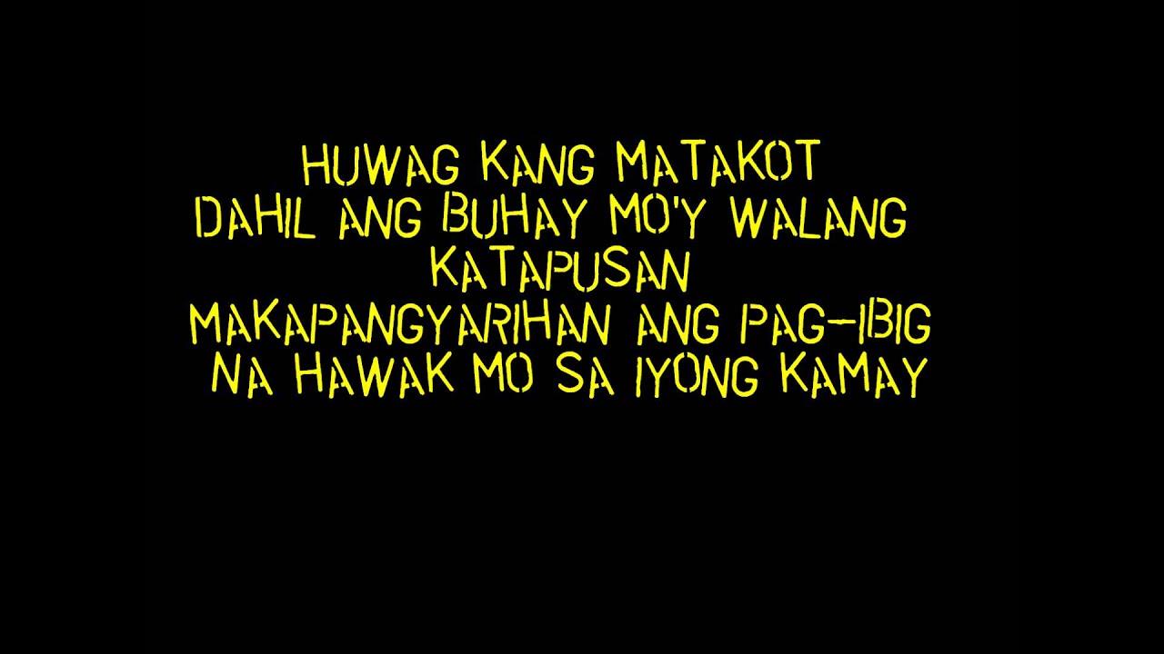eraserheads-wag-kang-matakot-lyrics-rosemelene-santos