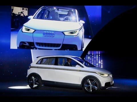 Frankfurt Motor Show 2011 - Autoline LIVE