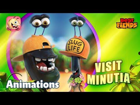 Visit Minutia - A Best Fiends Animation