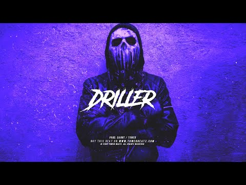 "UK Drill Pop Smoke x Sheff G Type Beat "" Driller "" Trap Instrumental 2021"