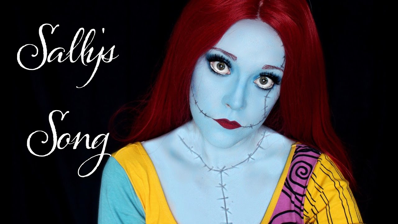 Sally\'s Song || The Nightmare Before Christmas Cover - YouTube