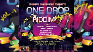 One Drop Mystic Riddim Mix (2019) Pinchers,Ed Robinson,Mikey Melody & More Jumpout Prod