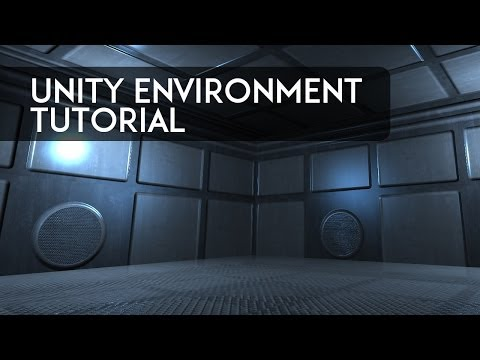 Unity Game Environment Texturing in Photoshop
