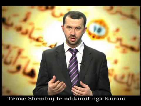 BASHKIM ALIU: SHEMBUJ TË NDIKIMIT NGA KURANI