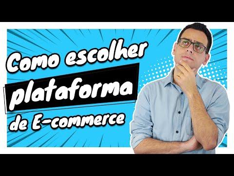 QUAL A MELHOR PLATAFORMA DE E-COMMERCE PARA UMA LOJA VIRTUAL?