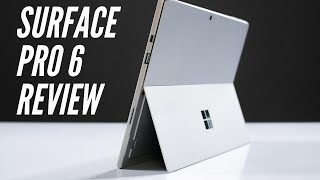 Surface Pro 6 Intel i5 128GB Review: is it worth it in 2019?