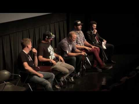 Ken Block Discusses Rally At 'Easier Said Than Done' Panel -- Jalopnik Film Festival