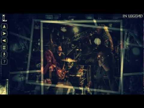 INLEGEND (Official) - Stardust (feat. Inga Scharf of Van Canto) [Ballads 'n' Bullets YouTube DVD]