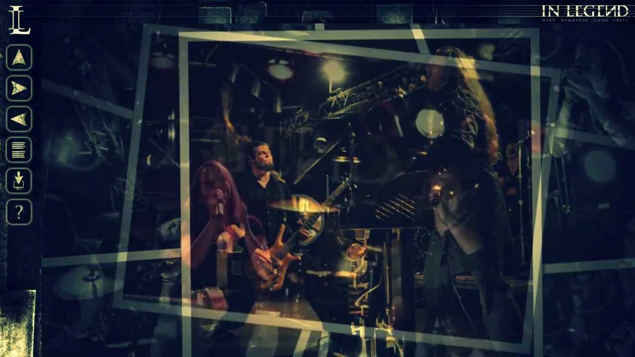 INLEGEND (Official) - Stardust (feat. Inga Scharf of Van Canto ...