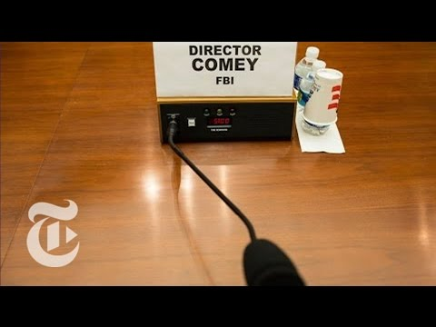 James Comey Testifies At House Hearing | The New York Times