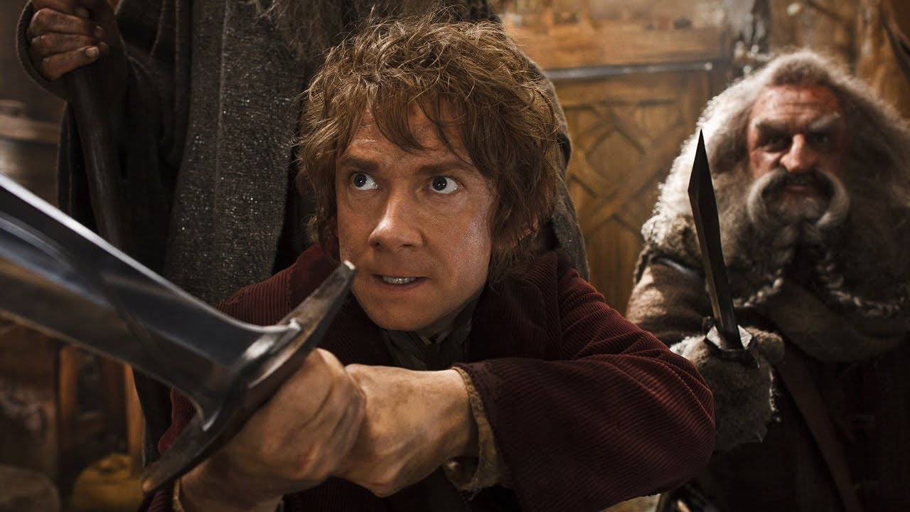 "the hobbit movie review The comparative playfulness of the novel could have made this ""hobbit"" movie a lot of fun, but over the years mr jackson seems to have shed most of the exuberant, gleefully obnoxious whimsy."