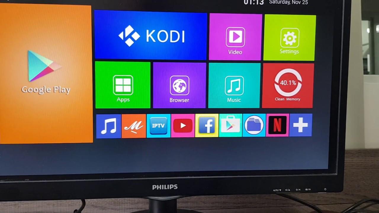 Como Ligar Tv Box Em Um Monitor Vga Como Transformar Um