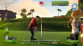 I GOT ROBBED! (Powerstar Golf)