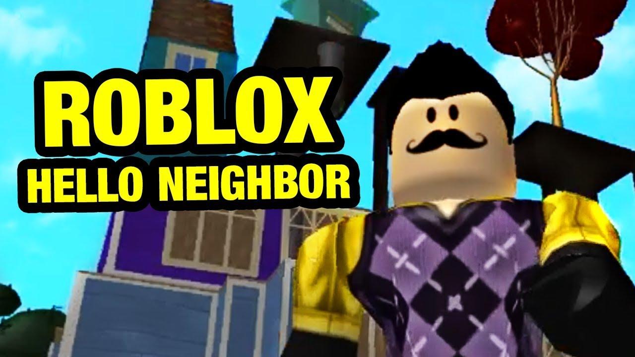 Hello Fear Act 1 Roblox Hello Neighbor Doovi