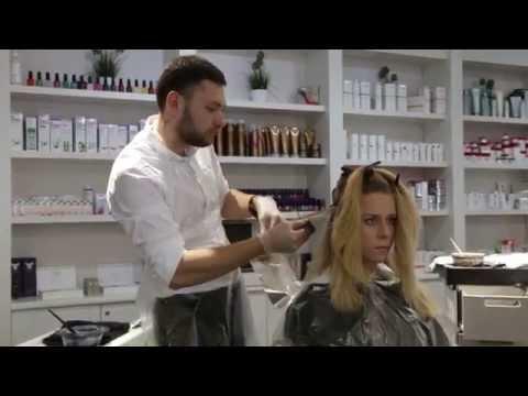 Причёски для круглого лица на средние волосы фото
