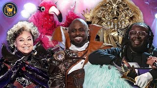 The masked singer has captivated america, and it isn't hard to see why. elaborate costumes, performances, big mystery behind identities o...