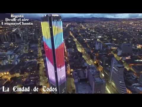 Bogota Desde El Aire | La Ciudad De Todos | Full Hd 1080 | Cundinamarca Colombia